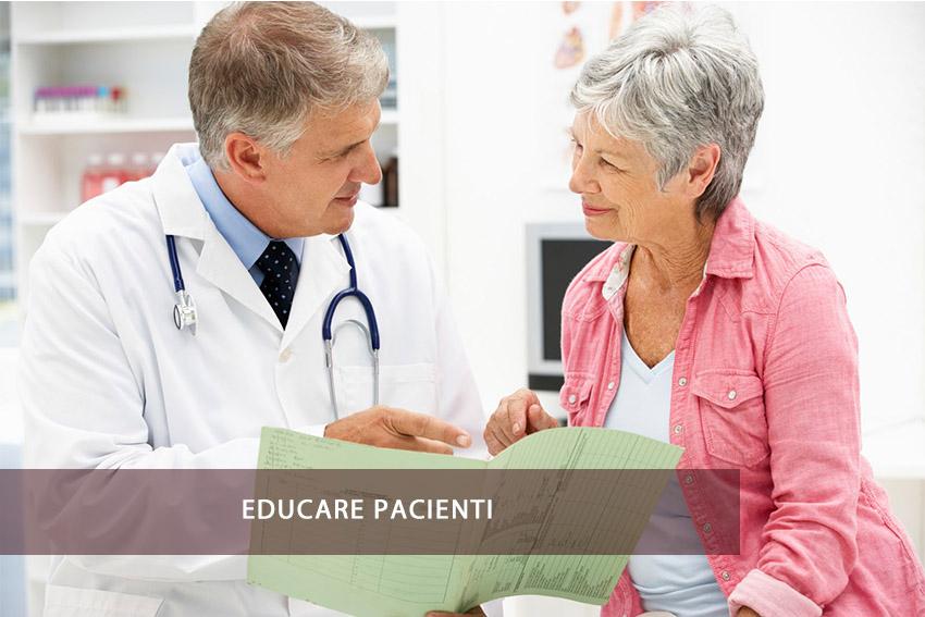 Educare pacienti