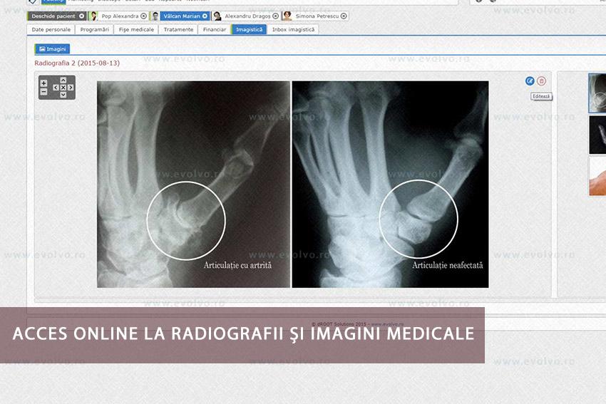 Acces Online la Imagistica