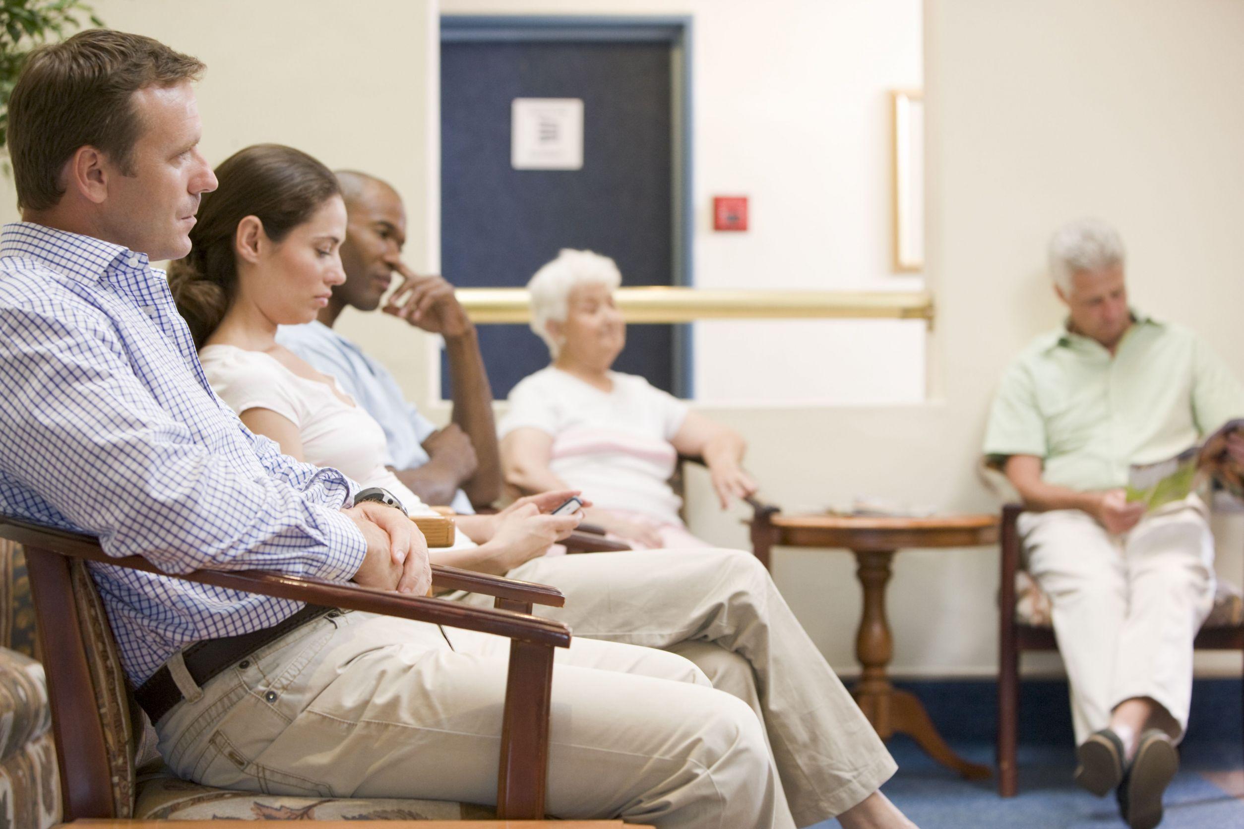 Timpul de asteptare a pacienților este enervant